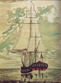 The Resolution, James Cook's second ship